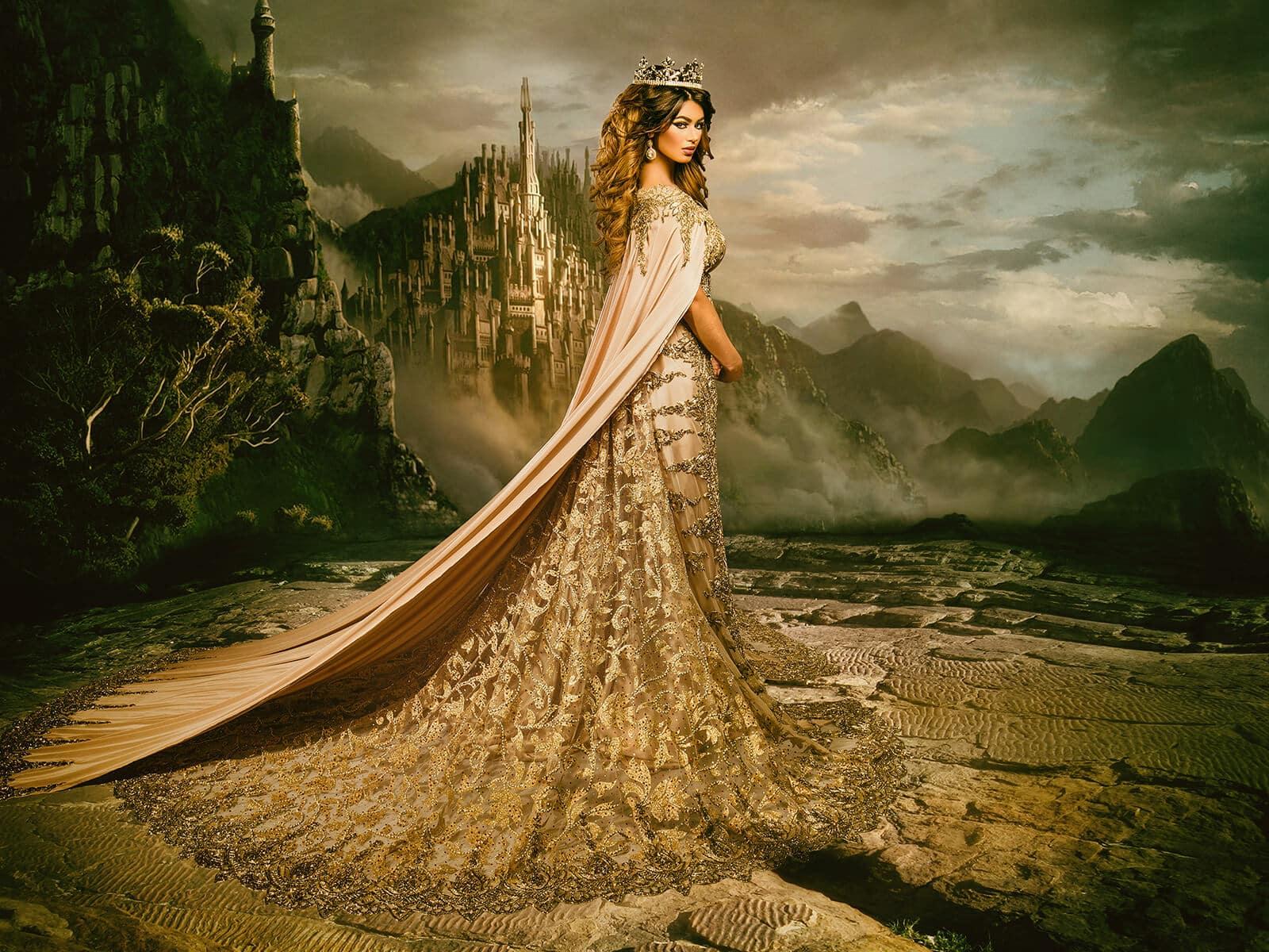 el-magnefique jurken