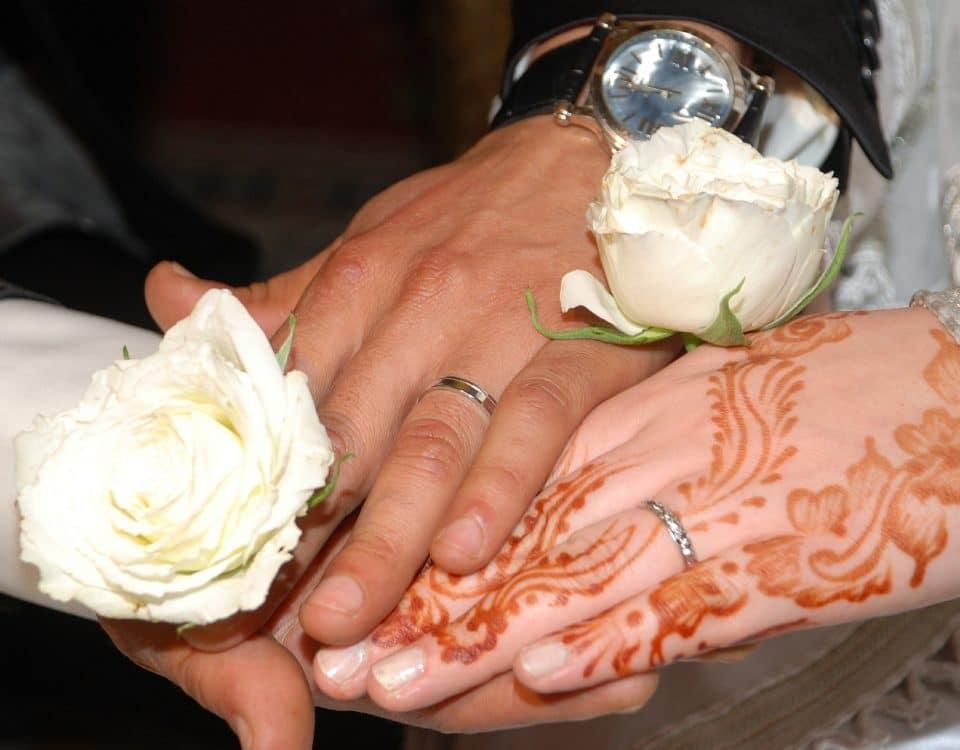 Spannende bruidsmode
