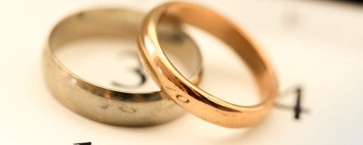 De 5 belangrijkste dingen op je bruiloft